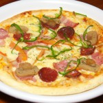 ランバーハウスピザ