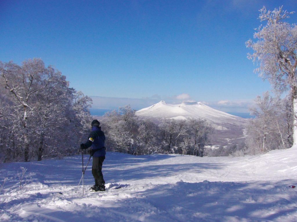 スキー、スノーシュー